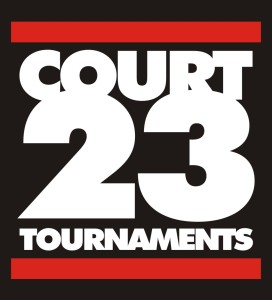 COURT 23 Logo ROCK BOX